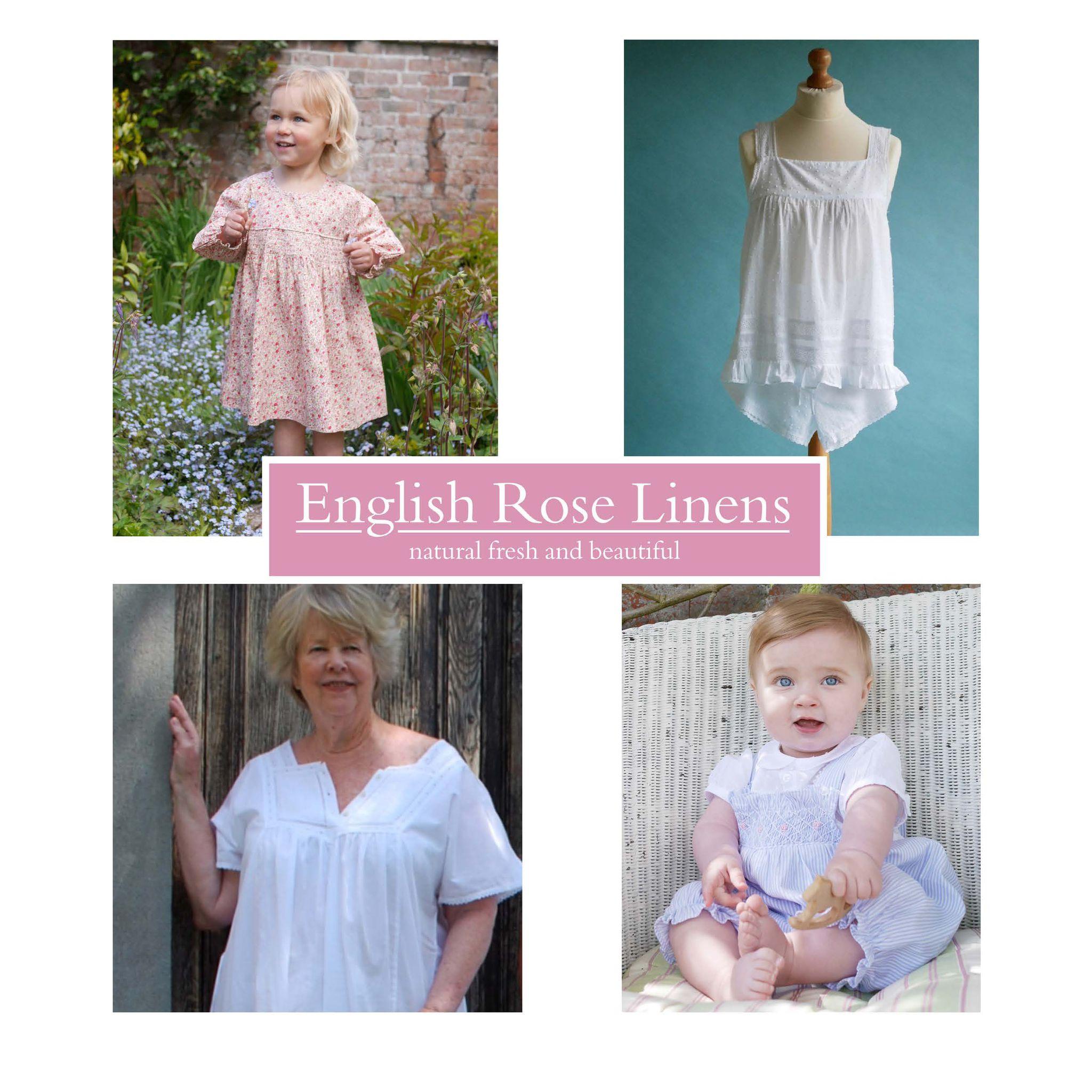 english rose linens cotton nighties
