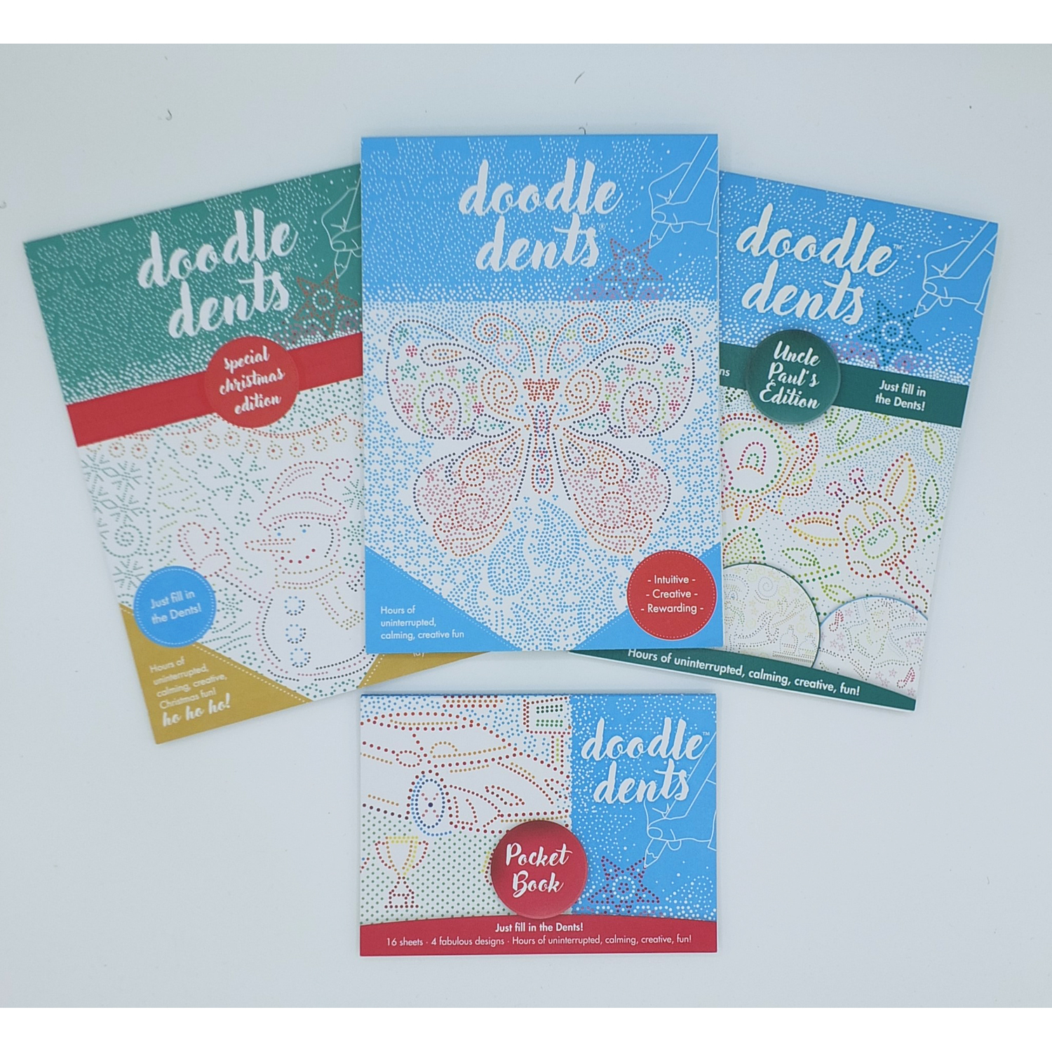 Doodle Dents OCF Special – The Ultimate Multipack