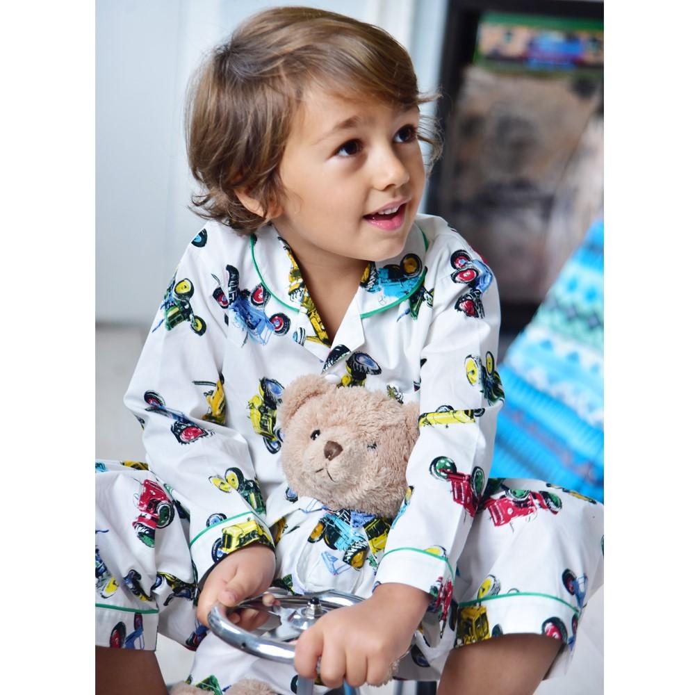 Bertie Tractor Pyjamas