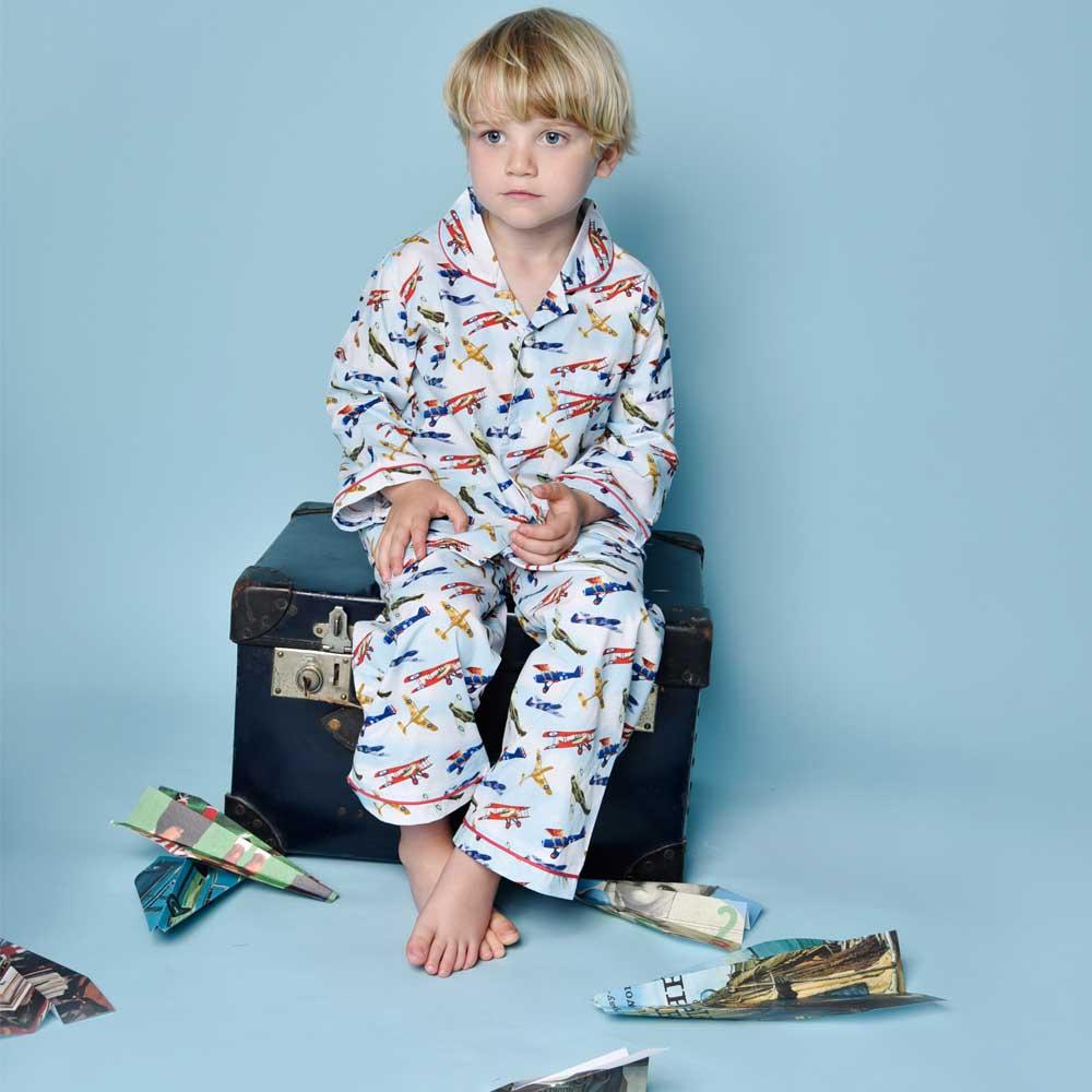 Douglas Aeroplane Pyjamas