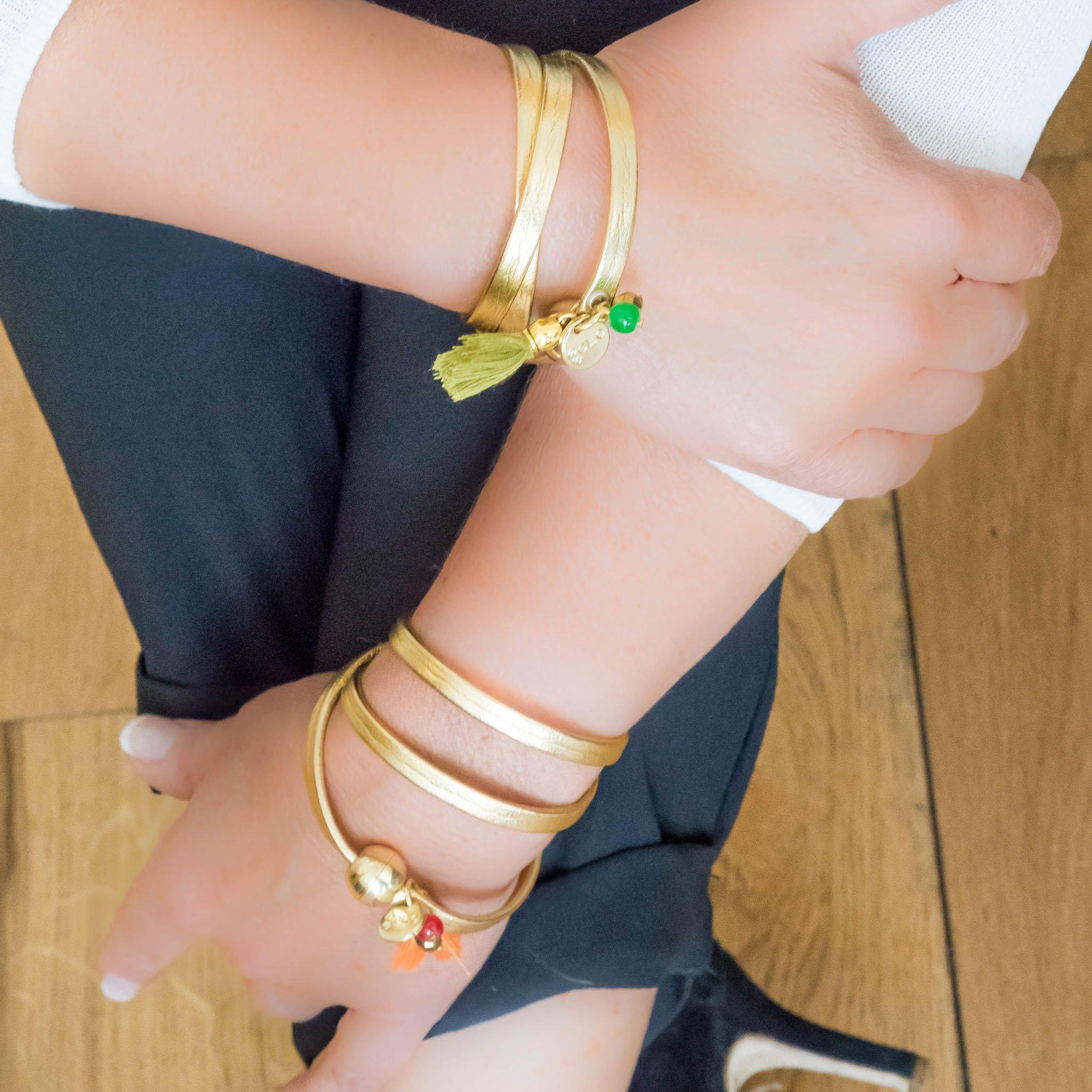 Coco wrap bracelet