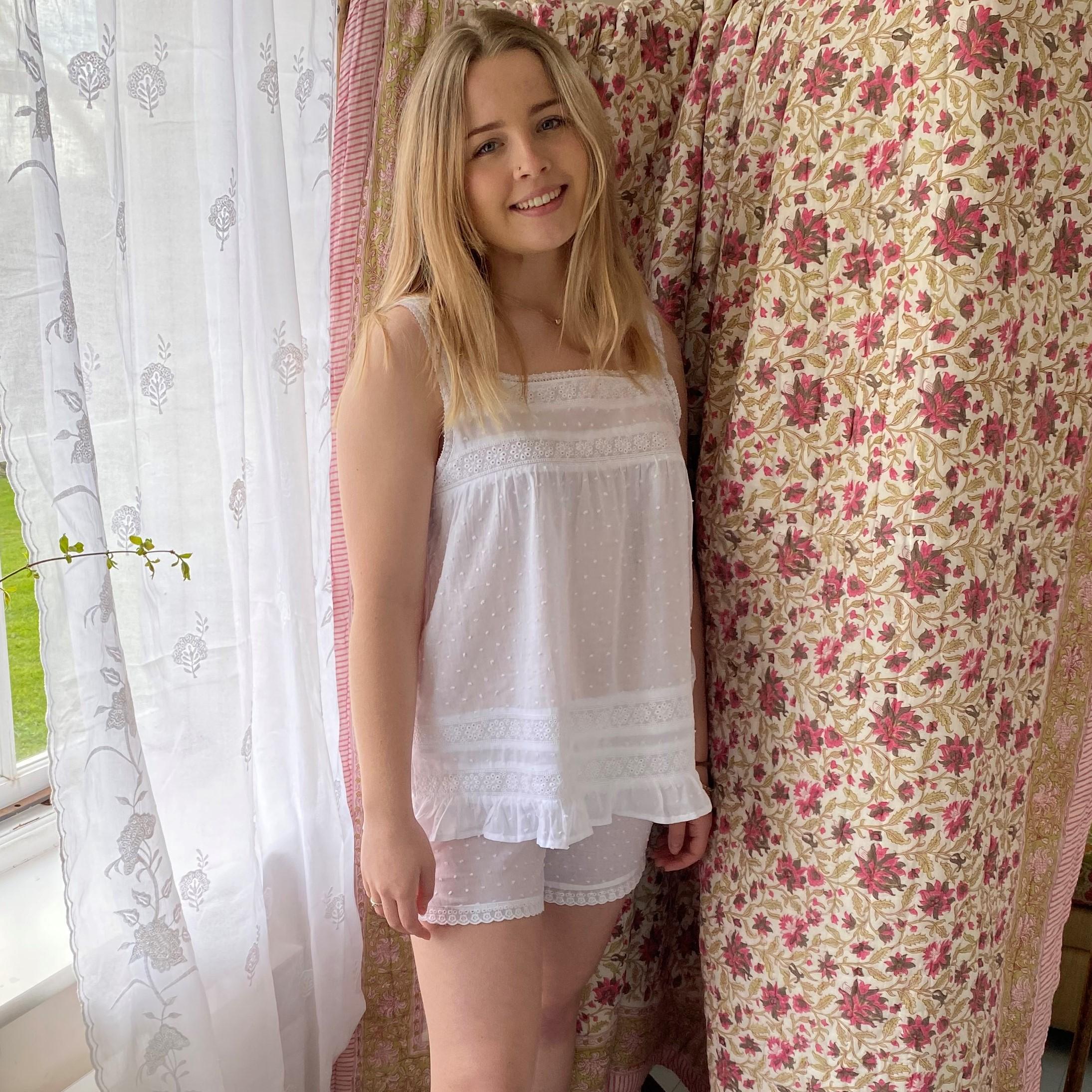 Sally Shortie Pyjamas