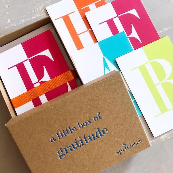 Bespoke Alphabet Box