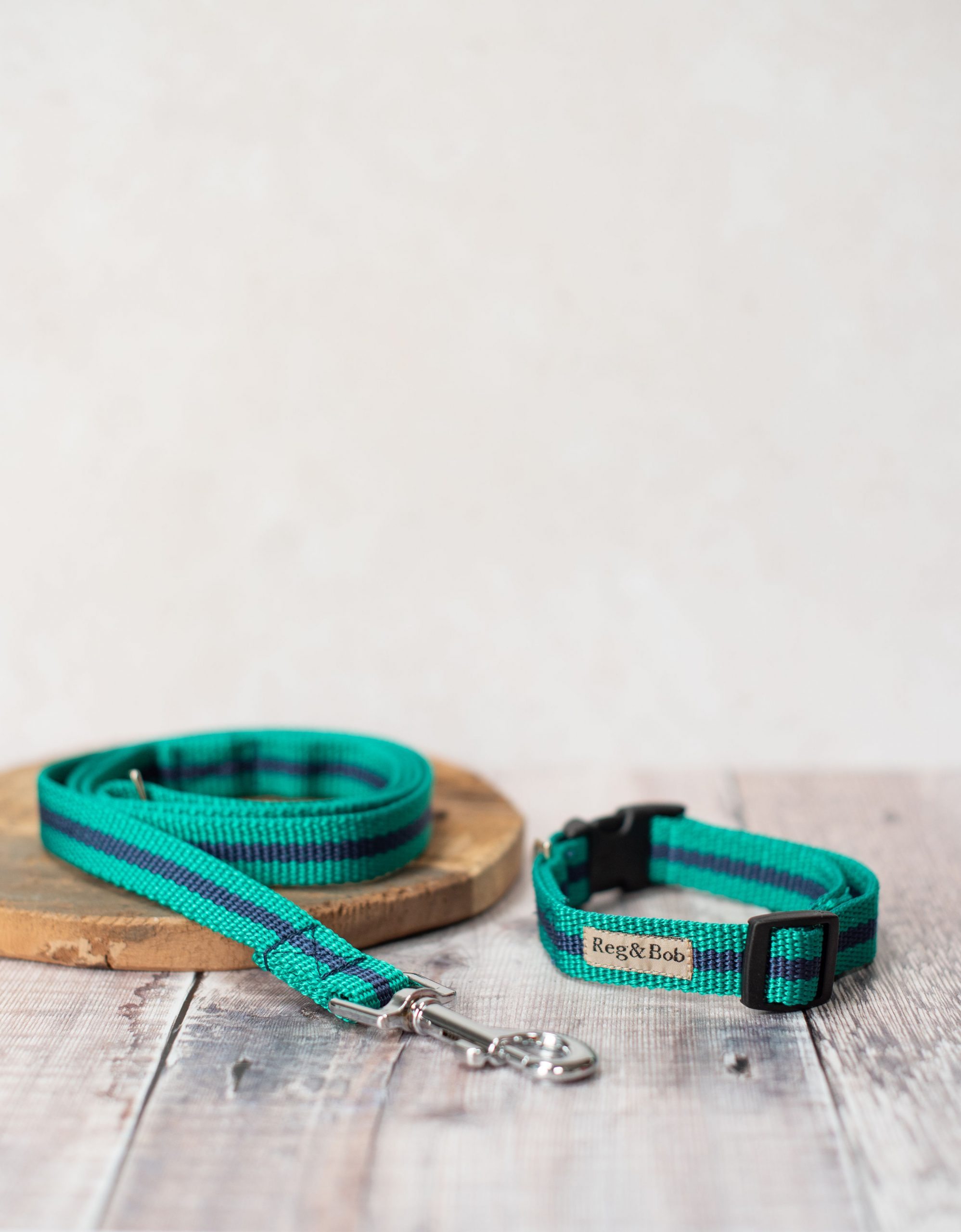 M/L collar and lead set – 7 COLOURS
