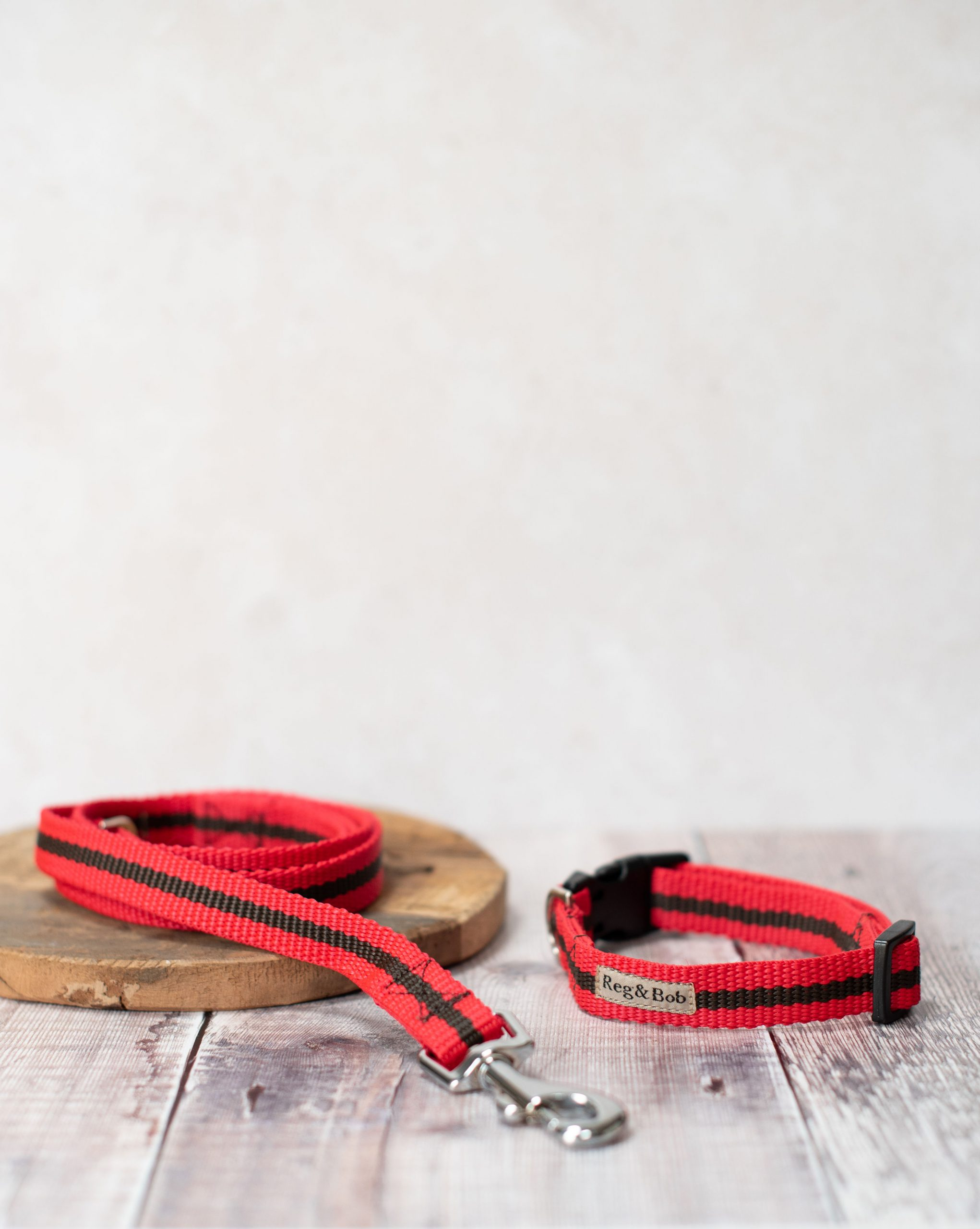 S/M collar and lead set – 7 COLOURS