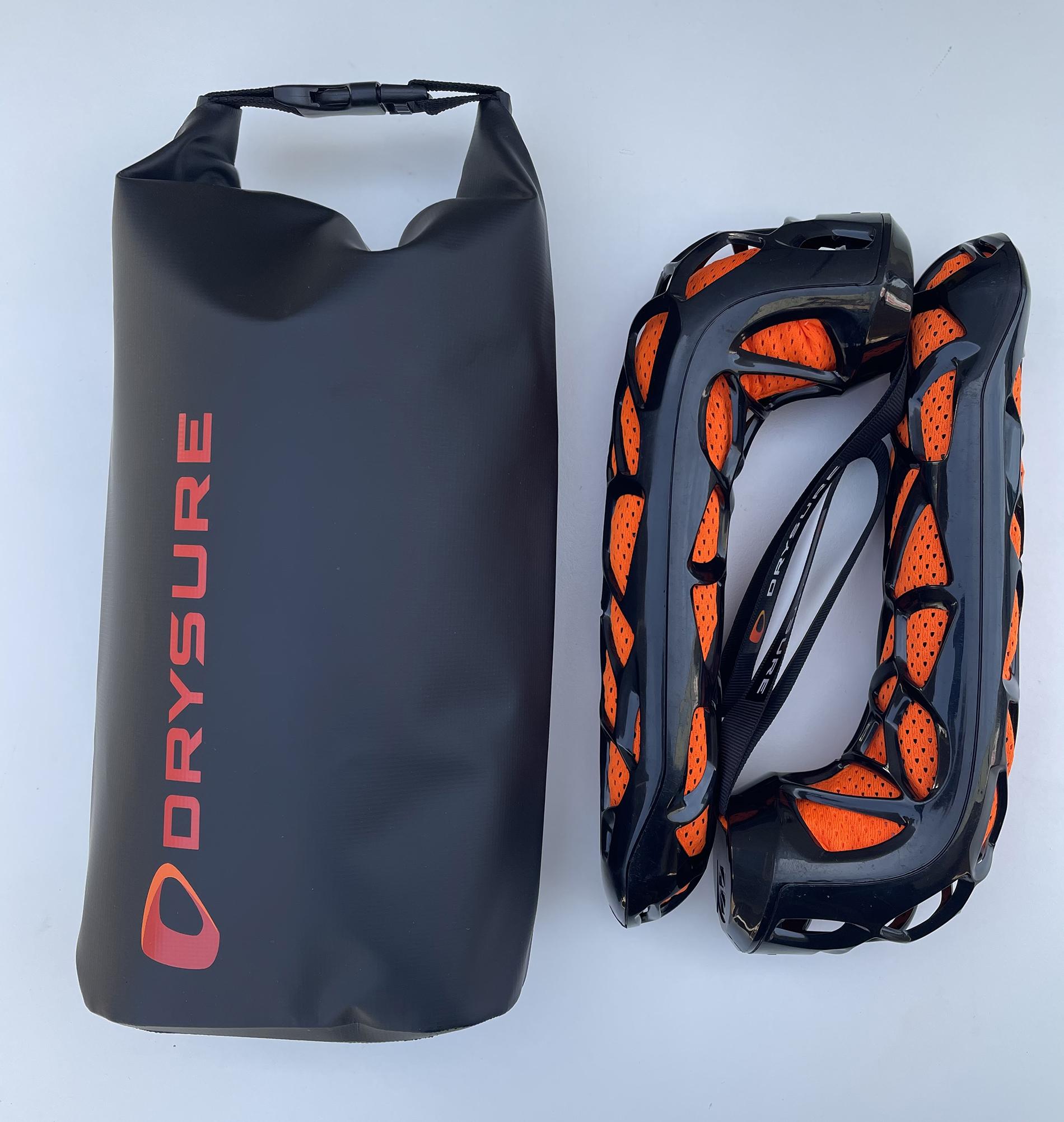 Drysure Active Black and Orange