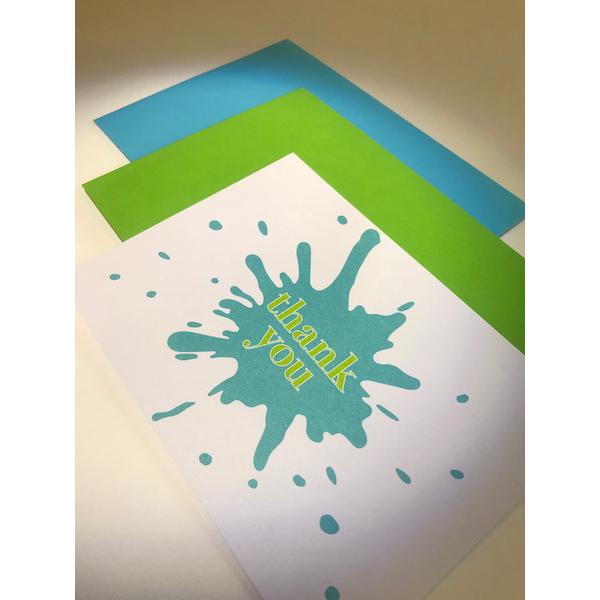 Inksplashthank you cards