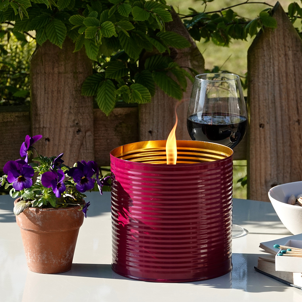 Large Outdoor Candles