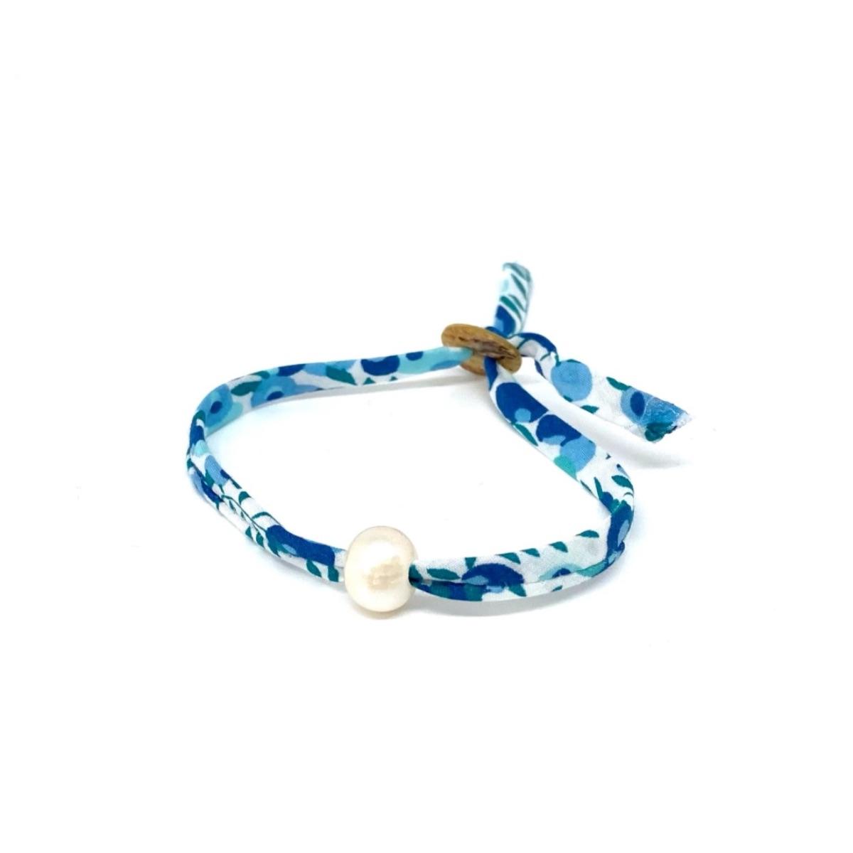 Liberty Pearl bracelet