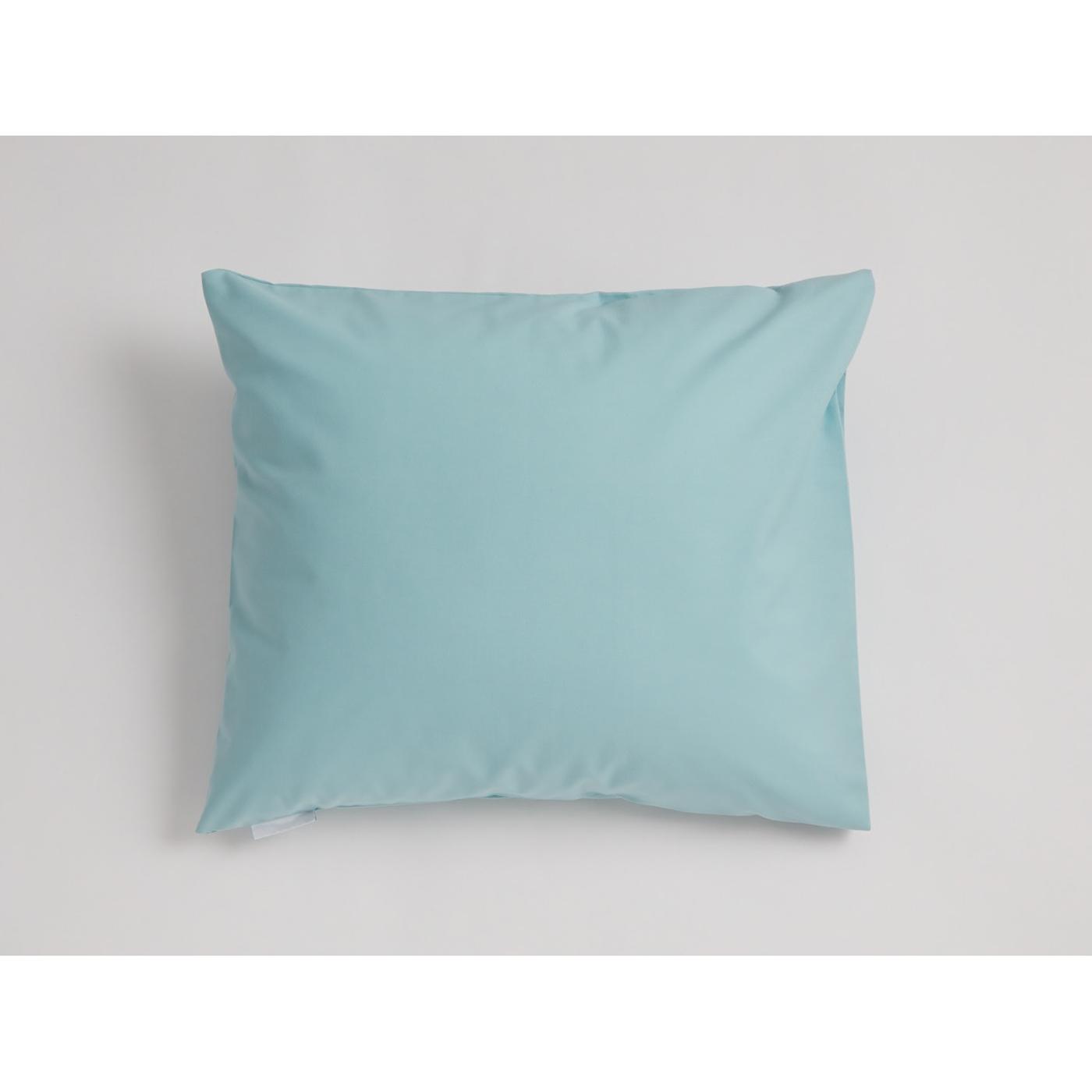 Mini Snoooze cotton pillowcase (duck egg blue)