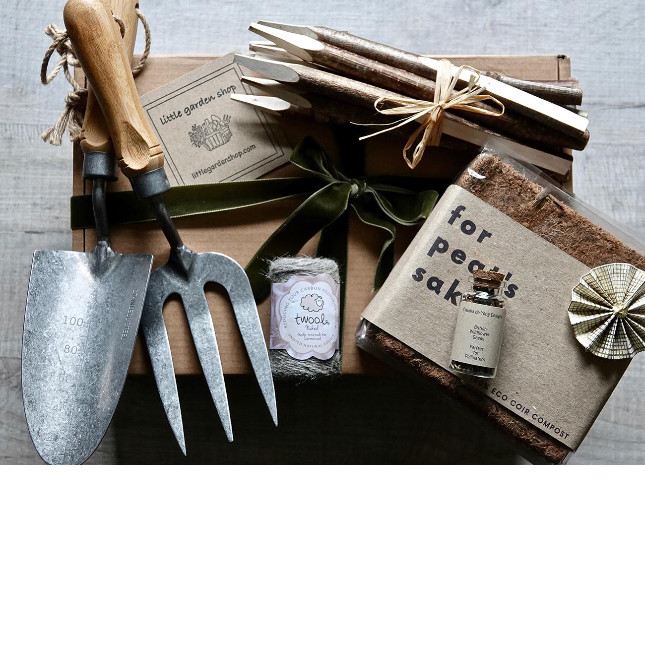 Rustic Garden Gift Set
