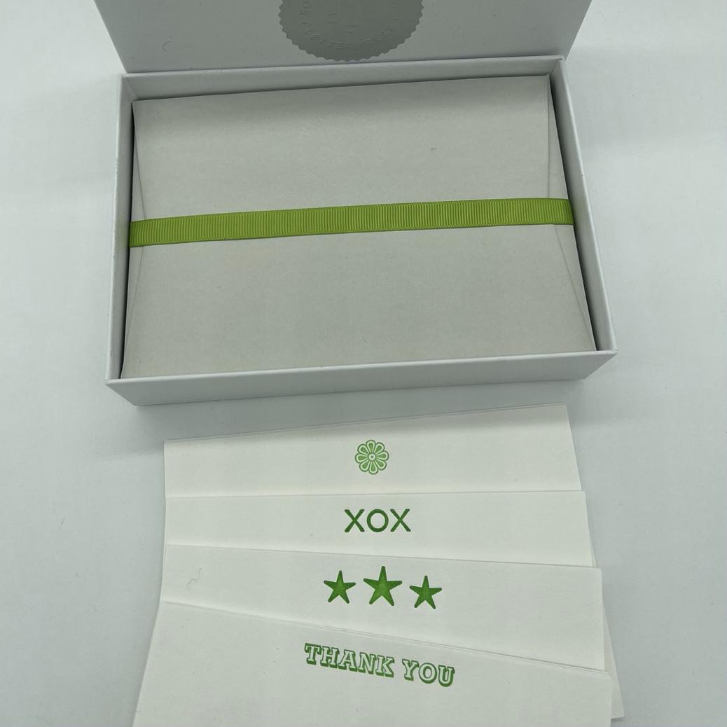Mixed Box of Notecards