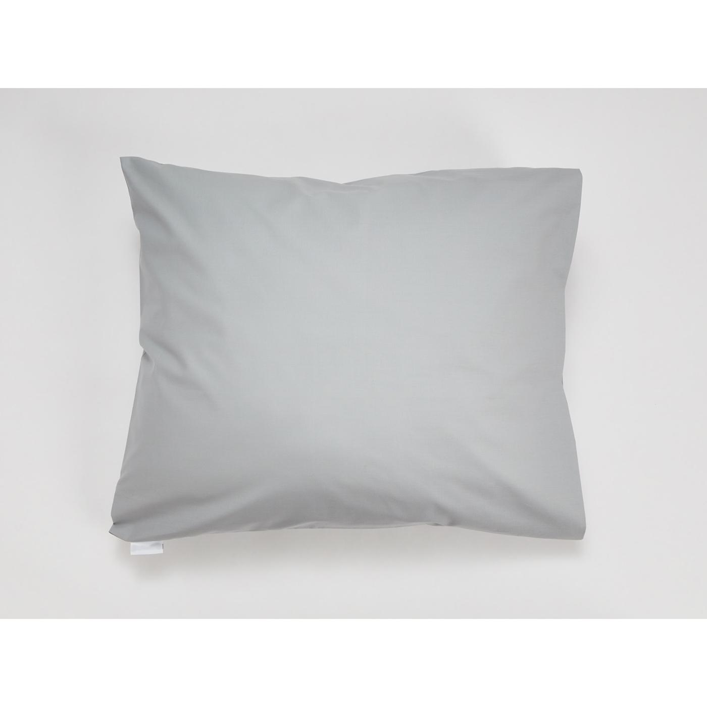 Snoooze cotton pillowcase (grey)