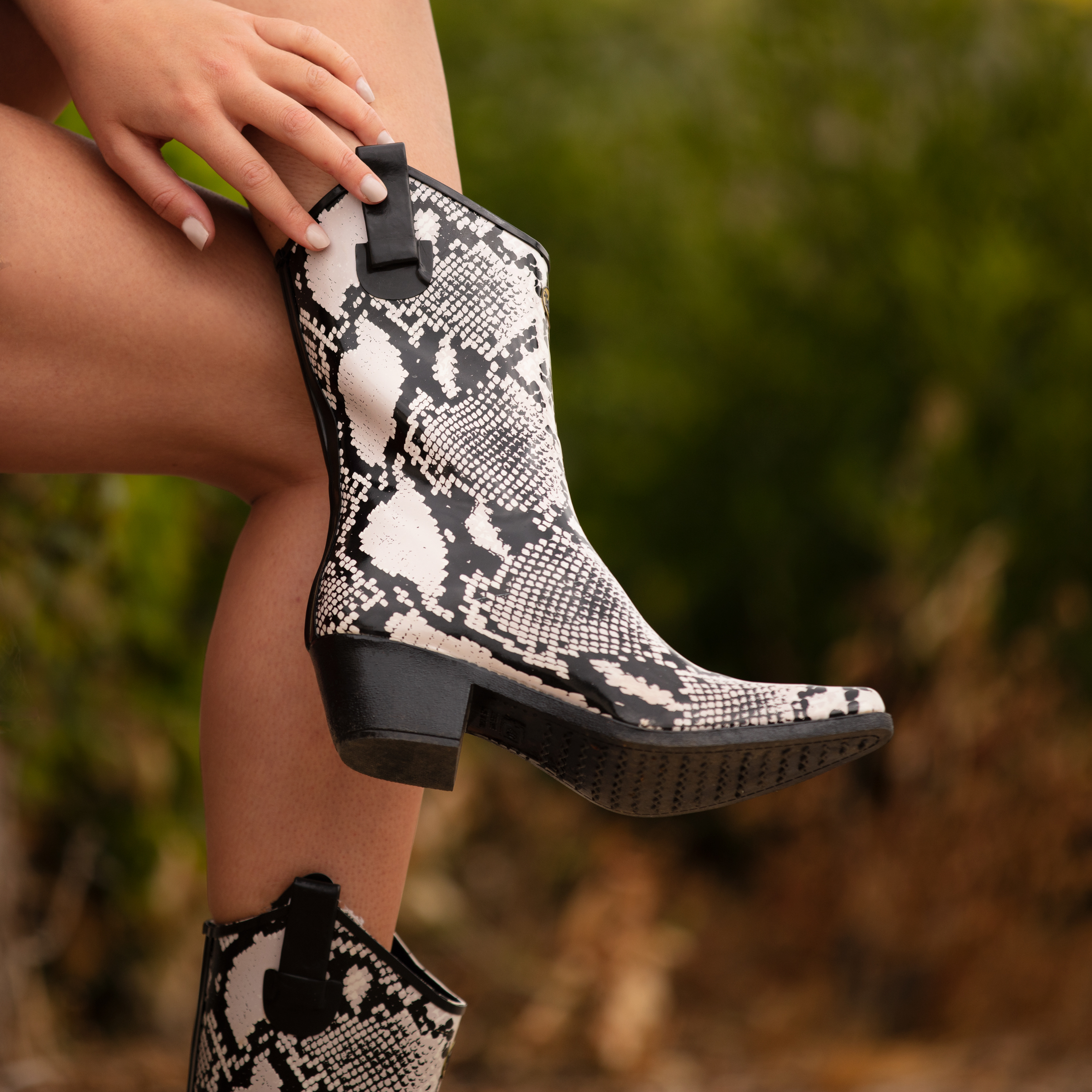 Bandy Snakewelly boot