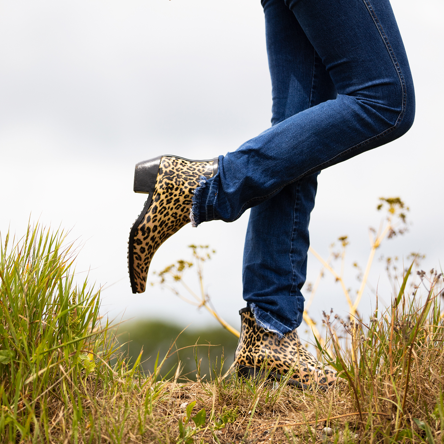 Leopard Spot – anklewellyboot