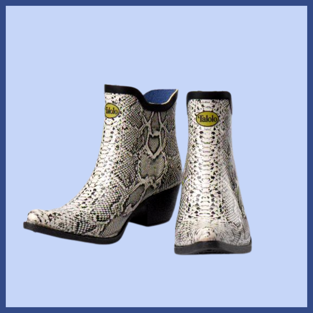 Lizzie Snake–NEW– anklewellyboot