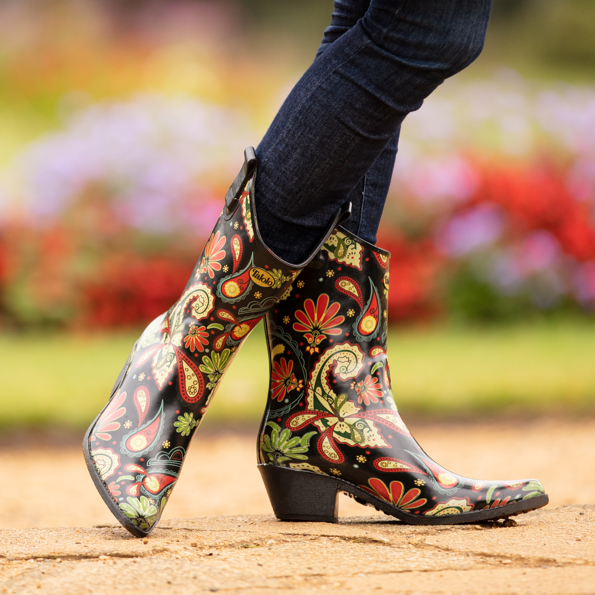 Paisley Vibewelly boot