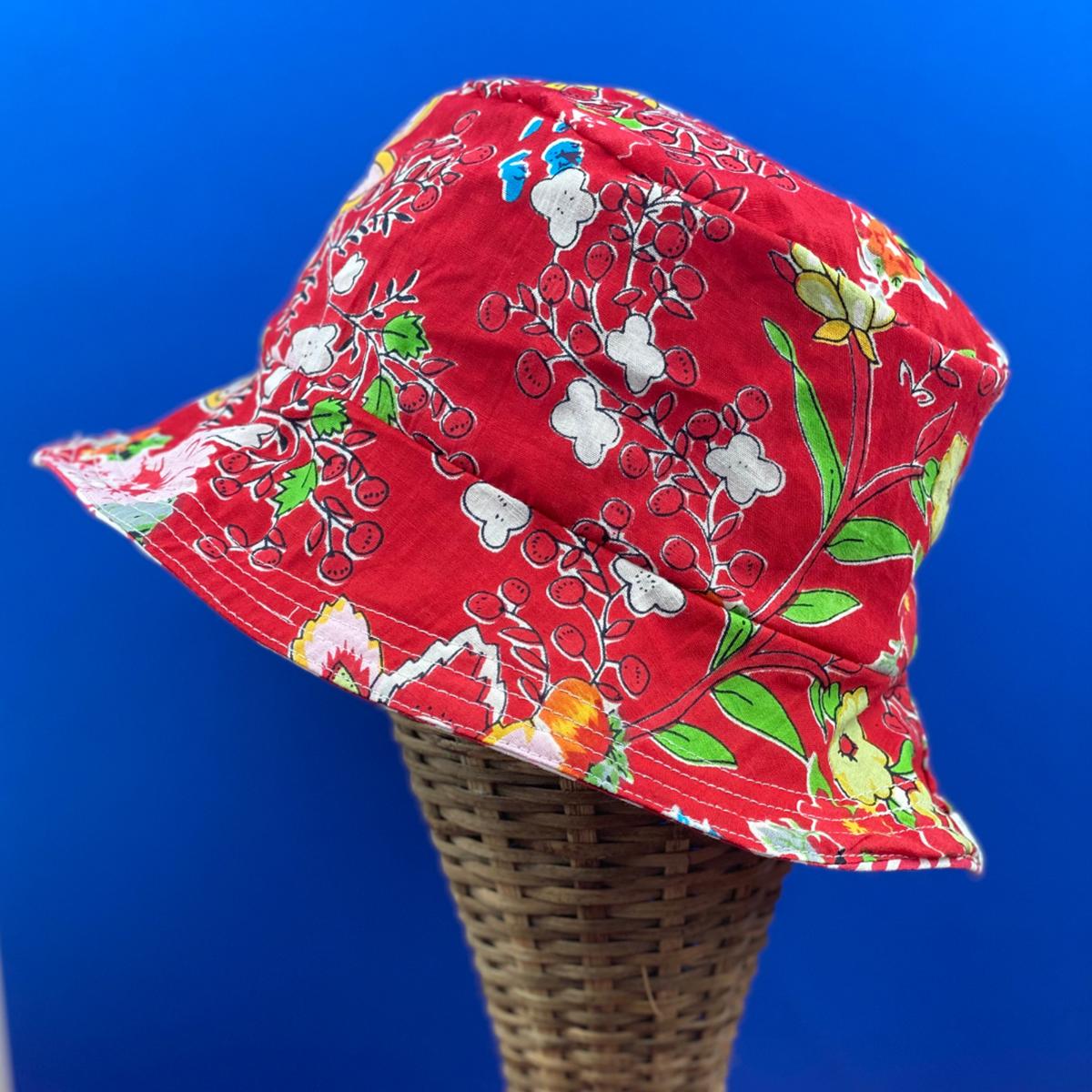 Reversible Traditional Bucket Hats
