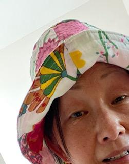 Wide Brim Reversible Bucket Hats