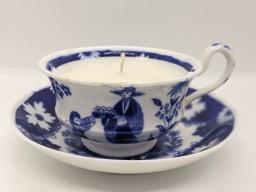 Hilditch & Son teacup and saucer c 1822