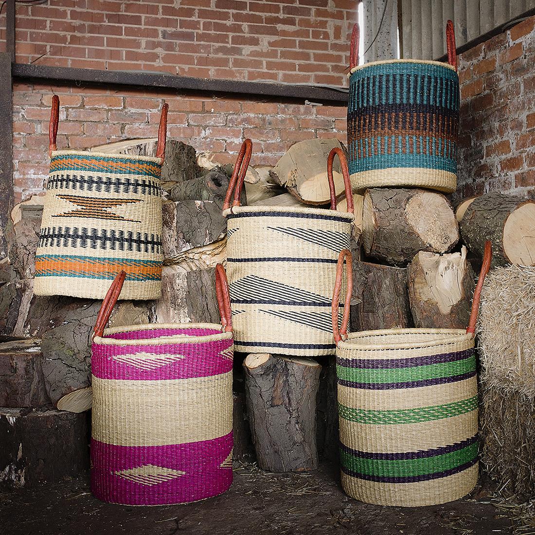 Large Storage Baskets