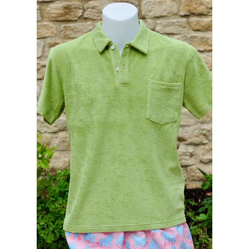 Khaki Towel Shirt