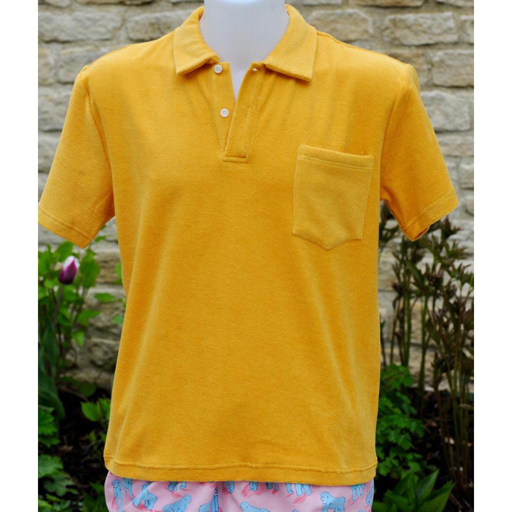 Yellow Towel Shirt