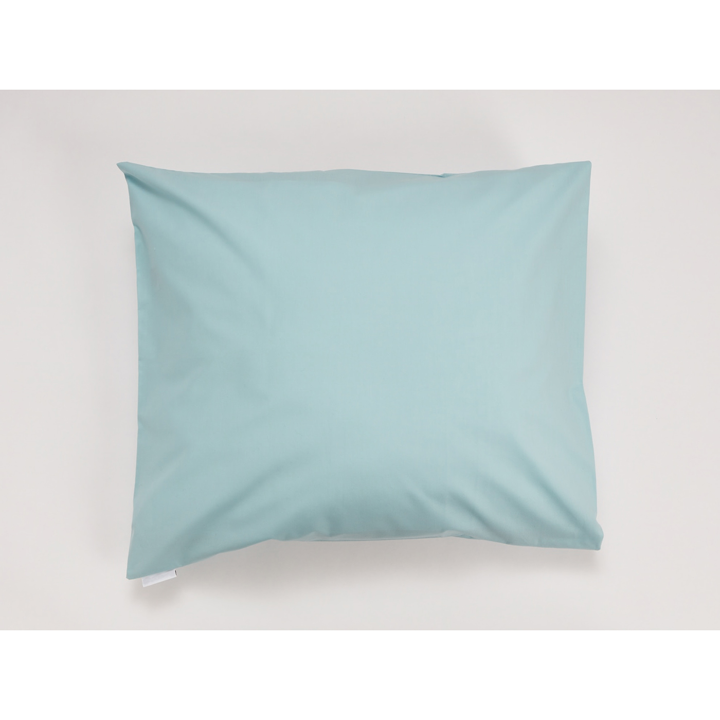 Snoooze cotton pillowcase (duck egg blue)